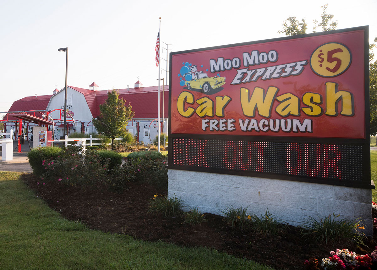 Moo Moo Express Car Wash – Columbus, Reynoldsburg, Pickerington